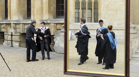 Charmed life? Privately educated grads' pay rises faster than state-school peers