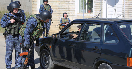 3 ISIS-linked militants eliminated in Russia's Dagestan