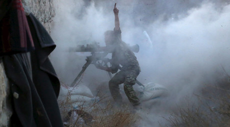Pentagon funding bill on Obama's desk: $600mn to Syrian rebels, $300mn to Kiev