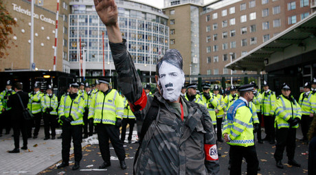 Neo-Nazis plan rally in Liverpool, prompting anti-fascists to raise donations for migrants