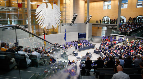 German parliament approves €86 billion Greek bailout
