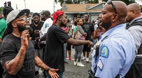 St. Louis grandmother's criticism of Black Lives Matter goes viral (VIDEO)
