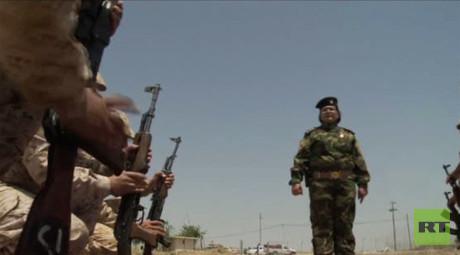 'I would rather sacrifice my life': Yazidi women taking revenge on ISIS share with RT