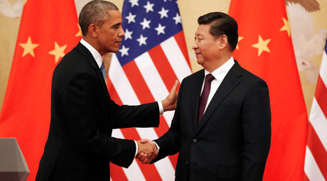 Cyber sanctions: US threatens China over hack attacks ahead of Xi Jinping talks with Obama