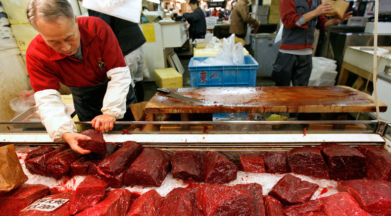 Outrage as tons of whale meat shipped to Japan - via Iceland