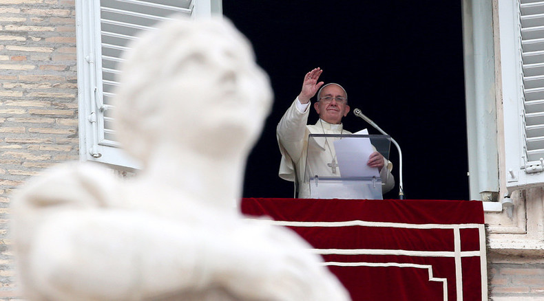 Pope seeks Holy Year pardon for women who have abortions
