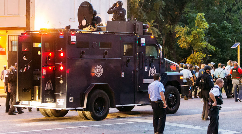August heat: 6 cops shot, 103 people killed by police in US