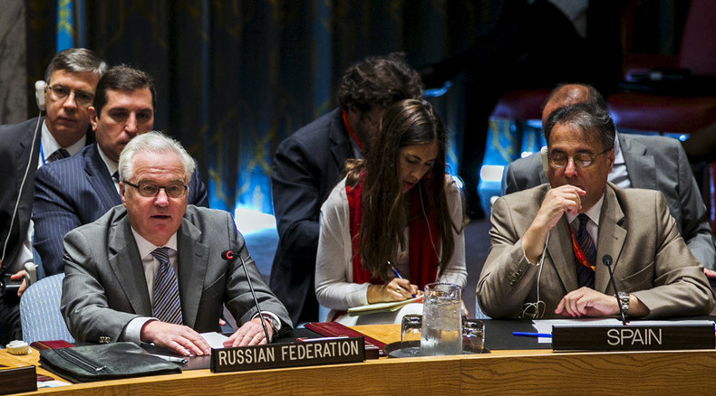 Russia takes over UNSC presidency for month of 'intensive' work