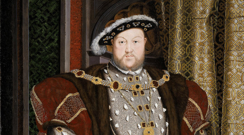 'Wife-murdering tyrant': Henry VIII voted least favorable monarch in history