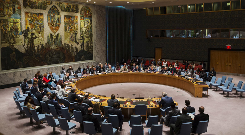 Russia's UNSC presidency focuses on Middle East conflicts