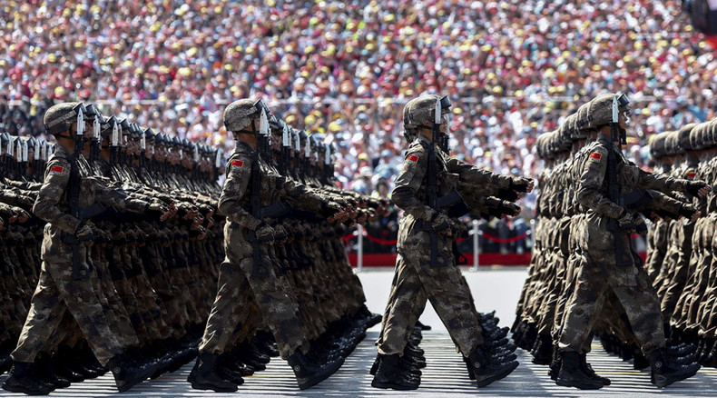 Western leaders not attending China parade – 'moral mistake'