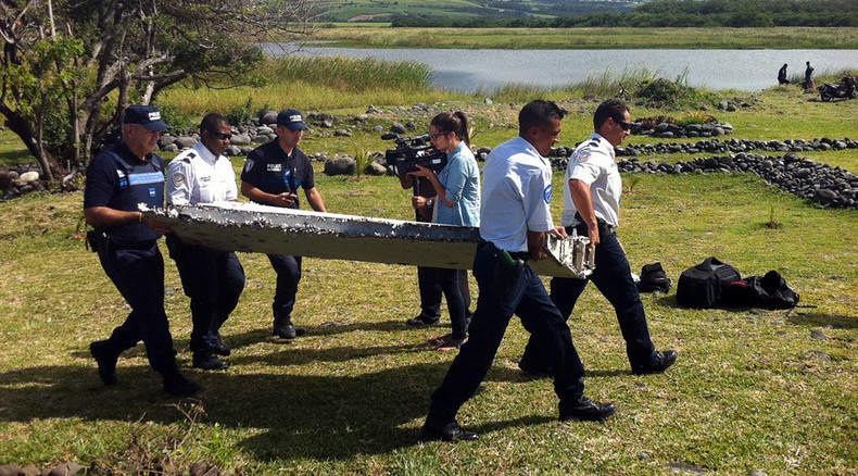 French probe confirms debris found on Reunion Island definitely from MH370