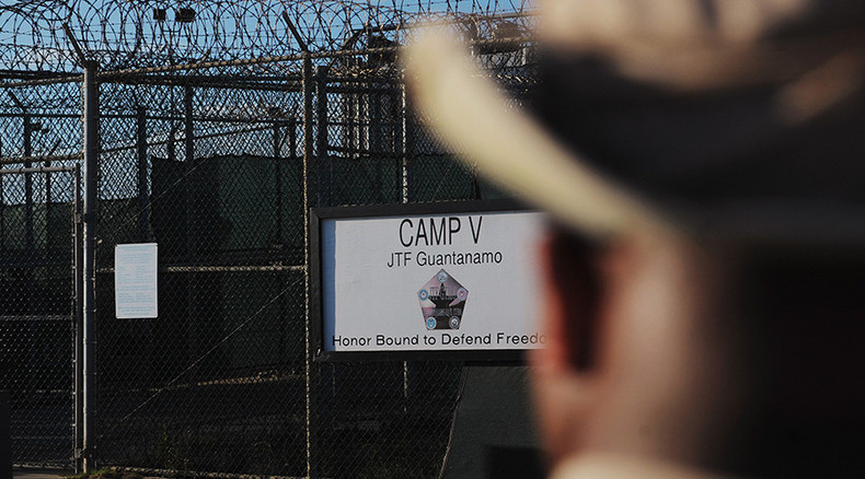 Pentagon eyes potential sites for 'new Gitmo' on US soil