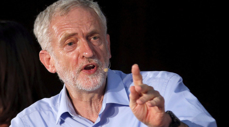 Britain should not engage in foreign military intervention without UN backing – Corbyn