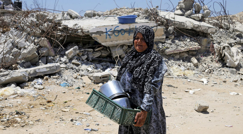 Making Gaza livable again: lift blockade, allow reconstruction materials, prevent new military ops