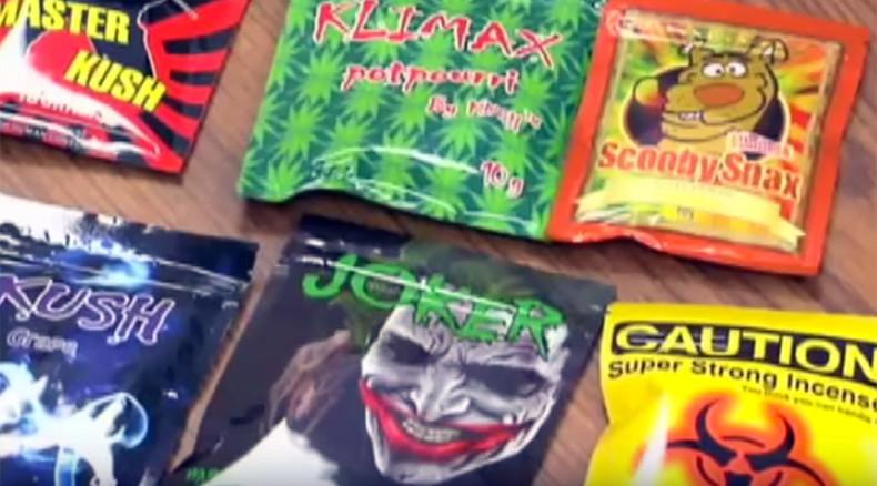 'Zombie' takeover: K2 drug epidemic strikes NYC