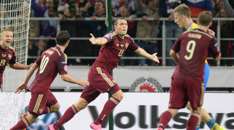 Russia revives Euro 2016 prospects with win over Sweden