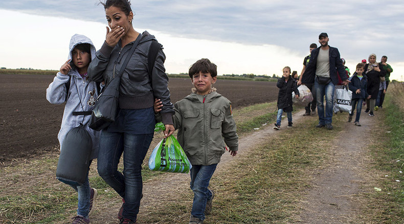 Worst refugee crisis since WWII