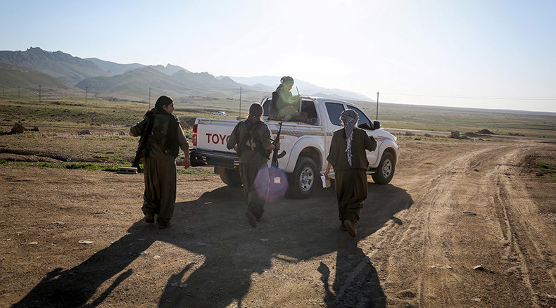 Kurdish militants claim killing 15 Turkish soldiers in ambush