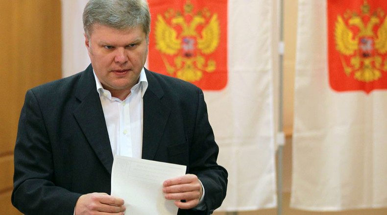 Liberals blast Russian election law as 'medieval,' suggest radical changes