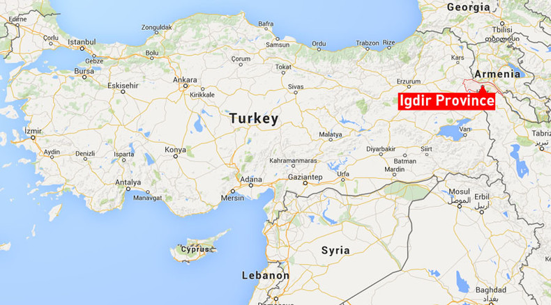 At least 13 policemen dead in bombing of minibus in eastern Turkey
