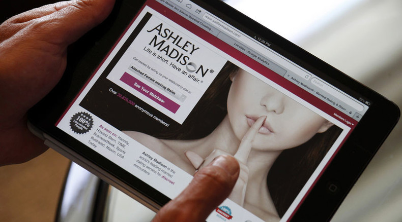 Parliamentary computers used to access Ashley Madison dating site