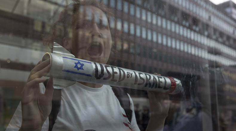 Israeli PM Netanyahu faces protests during 2-day UK visit