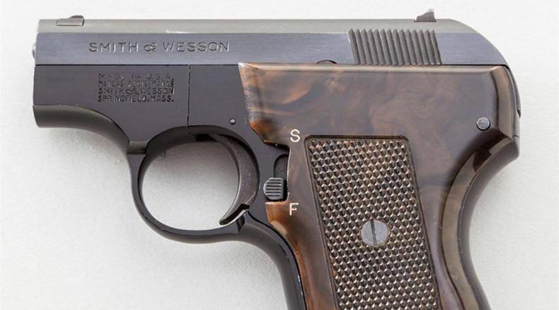 Hidden & dangerous: Texas police confiscate handgun from woman's vagina
