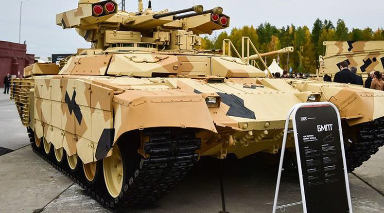 Hi-tech Russia Arms Expo 2015 kicks off in Urals (PHOTO,VIDEO)