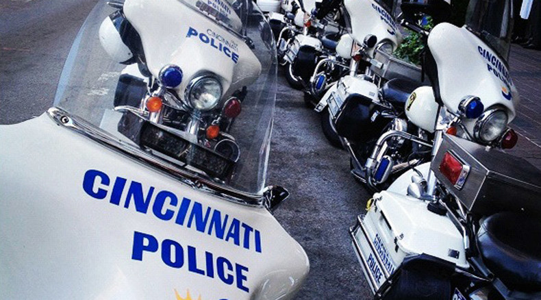 Cincinnati fires scandalous police chief for staff abuse, low morale, & rising crime rates