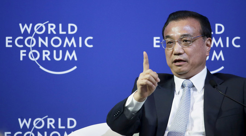 China wants market-oriented yuan, not currency war - Premier Li