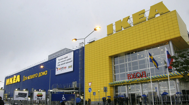 IKEA sees full-year sales jump 11% on Russia, China boost