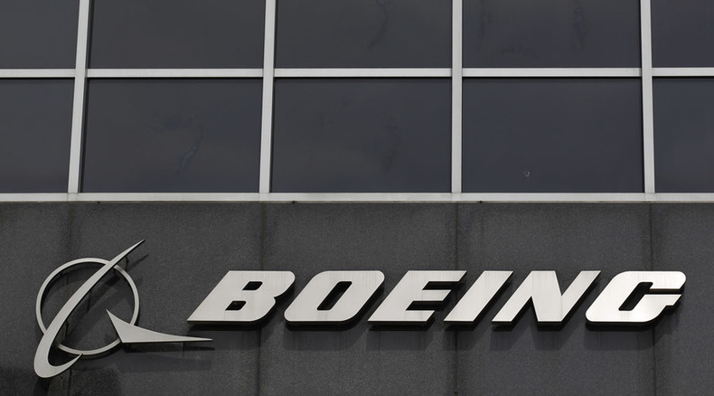 Boeing blasts Ukraine rocket report