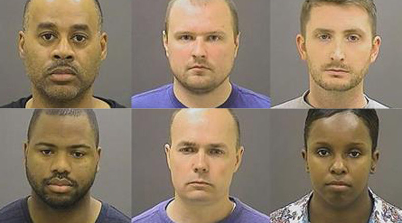 Freddie Gray trials to remain in Baltimore, judge rules
