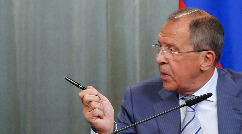 Russia backs Syria's fight against ISIS, not Assad's regime – Lavrov