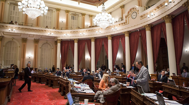 Assisted suicide bill passes California Senate, heads to governor