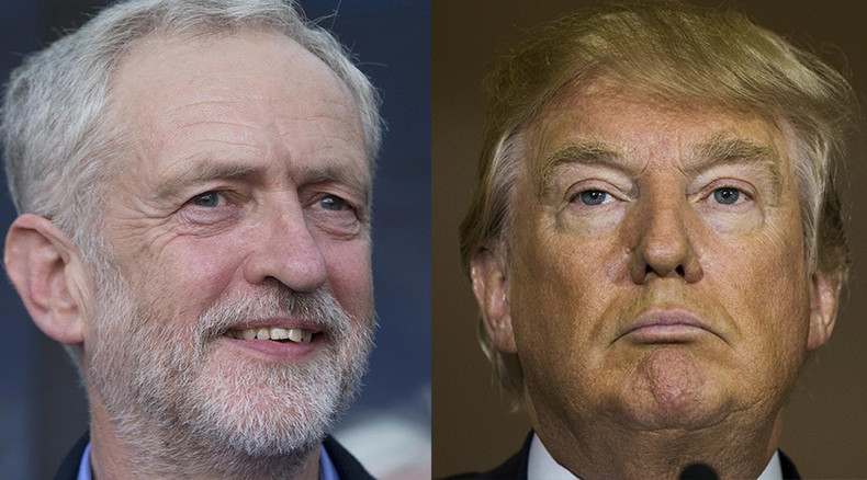 Trump has no clue who Jeremy Corbyn is, duped to retweet his photo