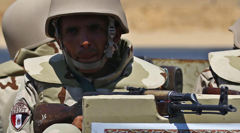 12 killed, 10 injured in tourist convoy as Egyptian forces 'hunting ISIS' shoot Mexicans by mistake