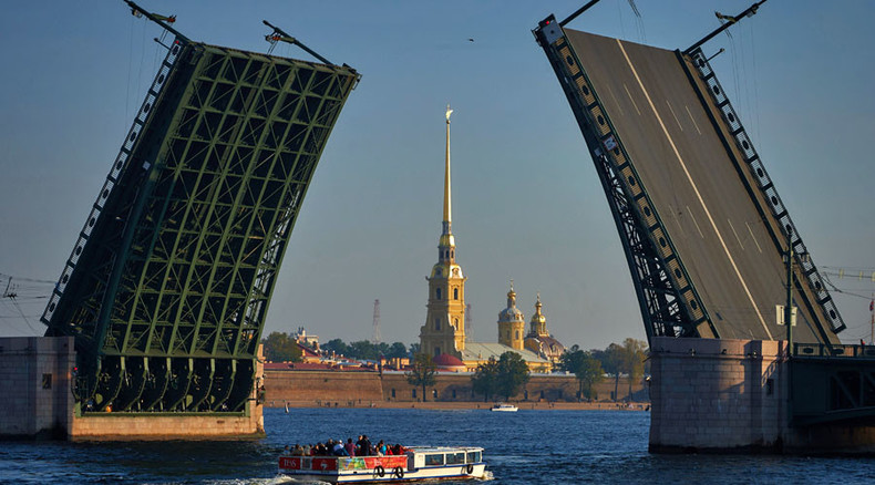 St. Petersburg claims 'Europe's leading destination' title
