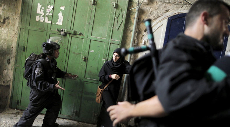 'Israel's goal - expulsion of Palestinians and non-Jews'