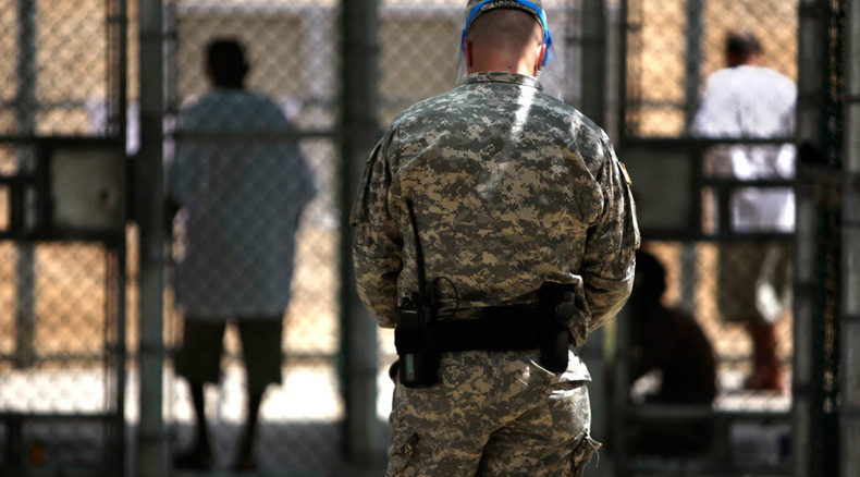 Guantanamo prisoner on 8-year hunger strike 'gravely sick' – lawyers