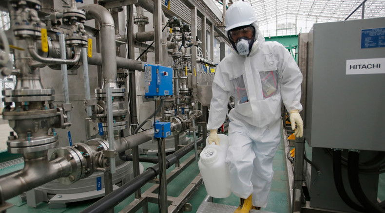 850 tons of 'decontaminated' Fukushima water dumped into ocean