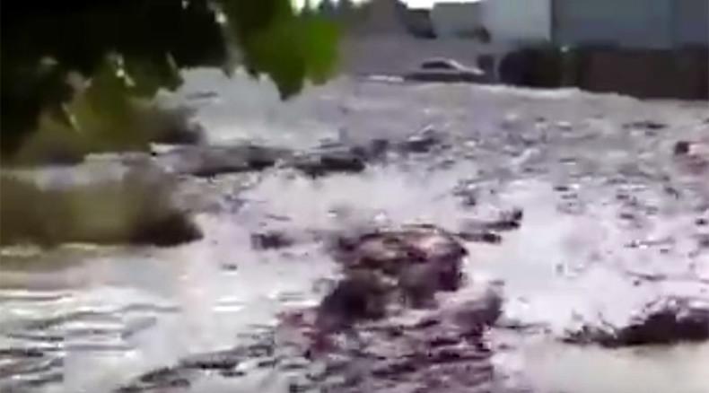 Flash flood kills 6 in Utah, 7 still missing