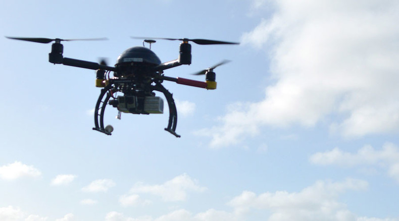 radiocommande pour drone