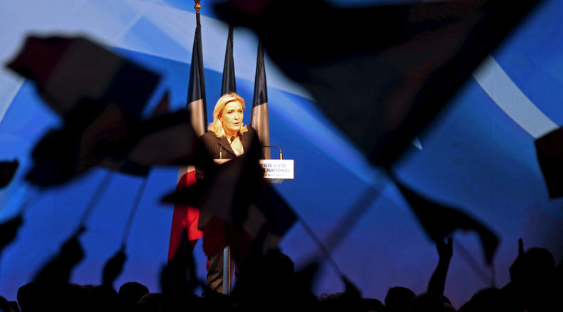 Le Pen compares migrant influx to barbarian invasion of Rome