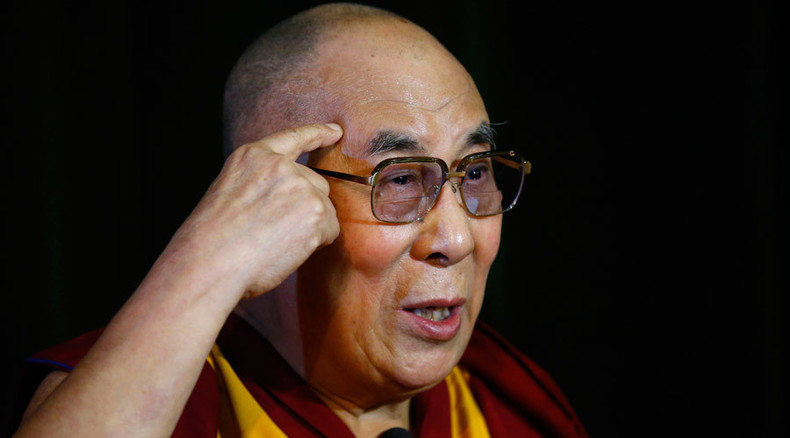 Dalai Lama on refugee crisis: 'It is impossible for everyone to come to Europe'