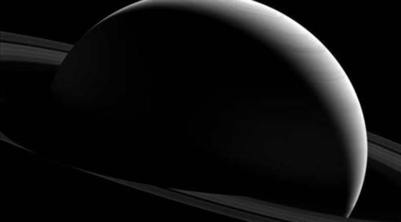 Dark side of Saturn: NASA releases new image of ringed planet at night