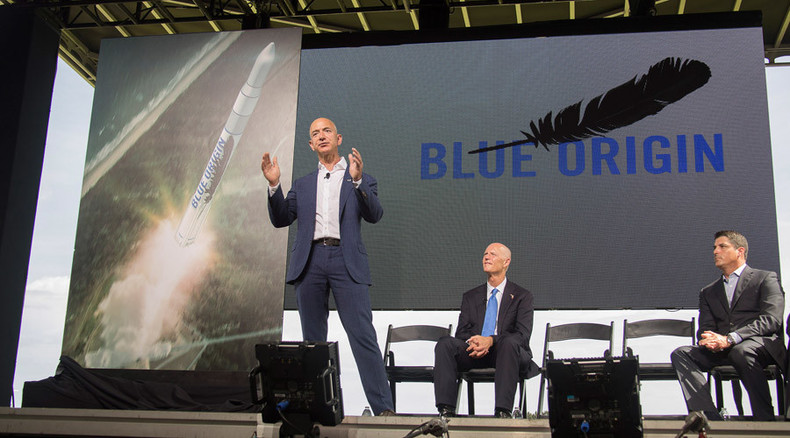 Bezos vs. Musk? Amazon CEO plans to build, launch rockets off Florida coast
