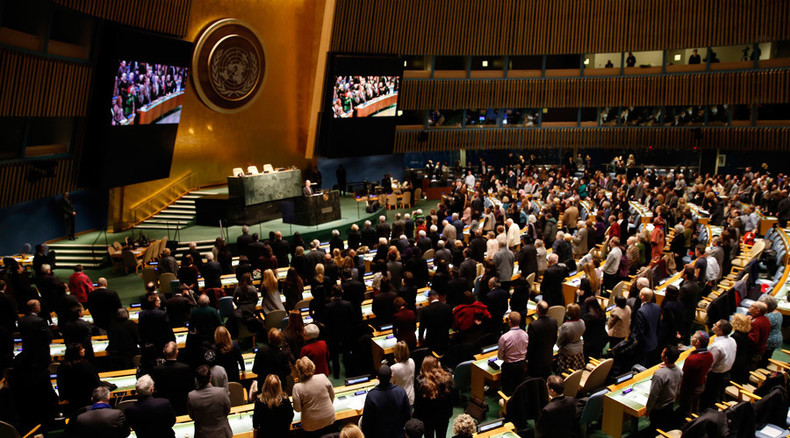 70th UN General Assembly aims to 'end catastrophic wars & explosive refugee crises'