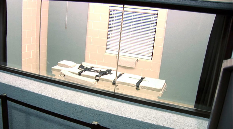 Oklahoma death row inmate seeks stay of execution over claims of innocence